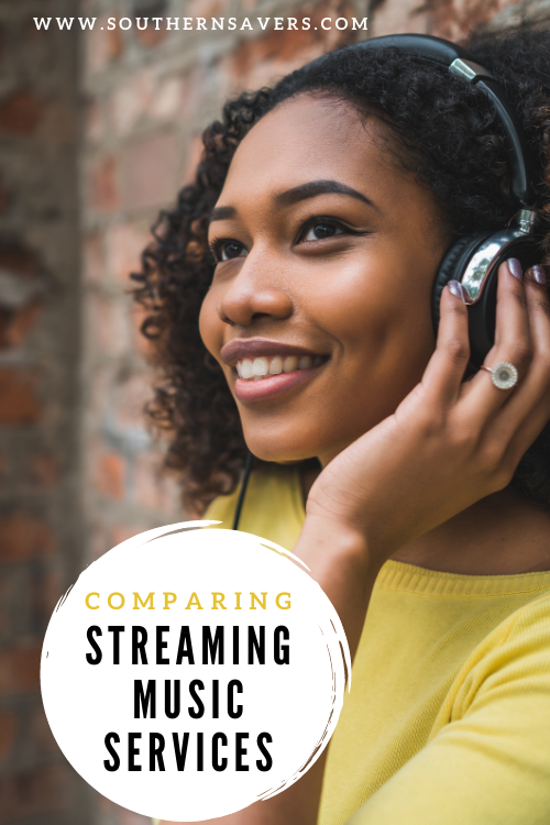 There are so many options to listen to music these days! I'm breaking down the top streaming music services and and how they compare.