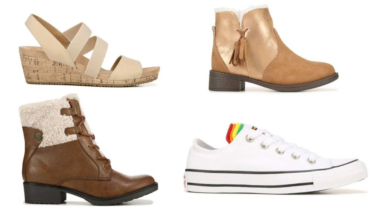 Famous Footwear Extra 20 Off