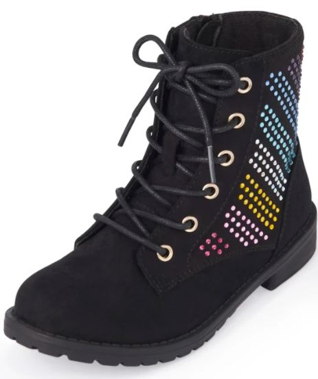 girls jewel boots