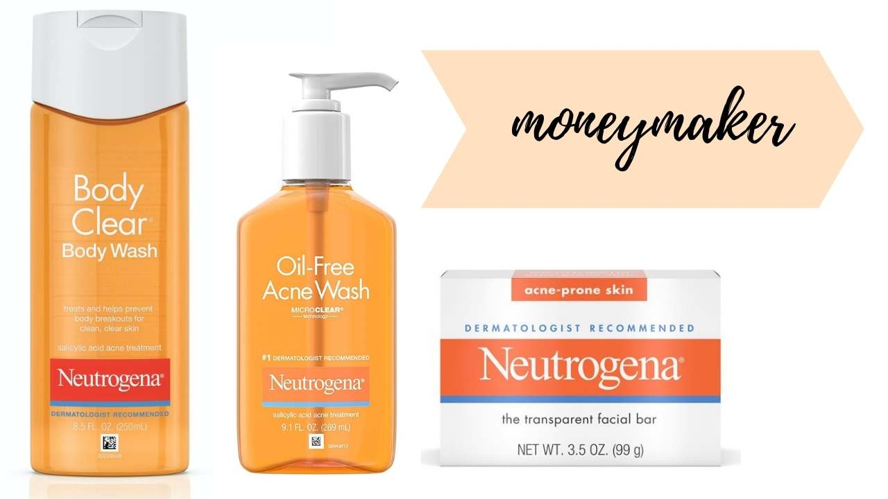 Neutrogena Money Maker Deals With A New Printable Coupon Southern Savers