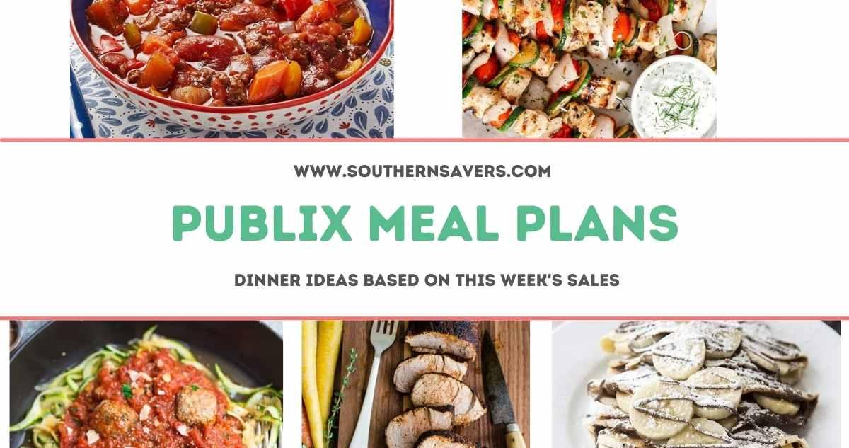 publix meal plans 210