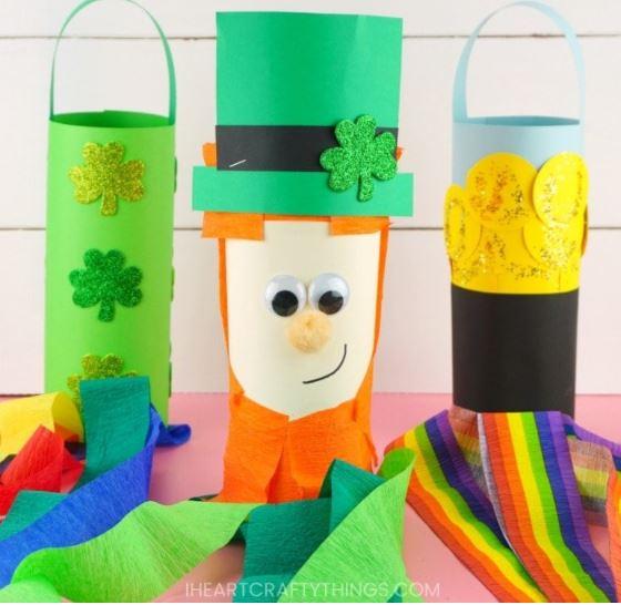 St. Patricks Day Windsock
