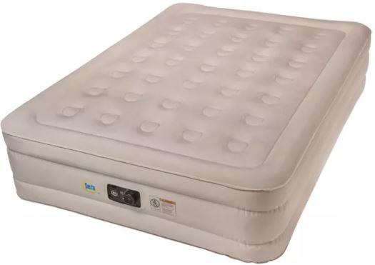plush air mattress