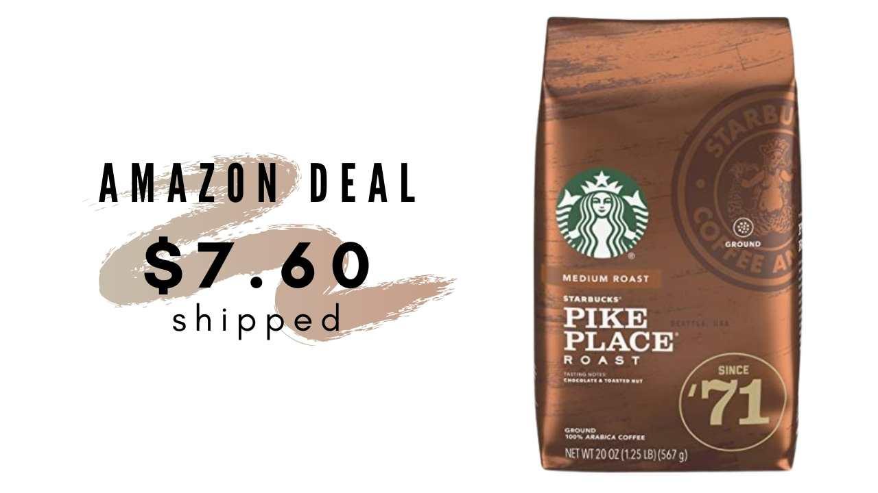 amazon ground coffee