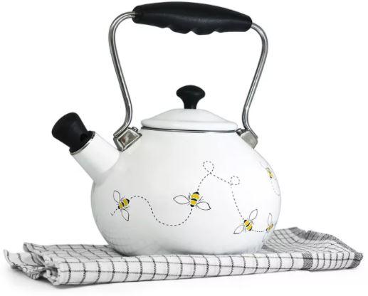 bee tea kettle