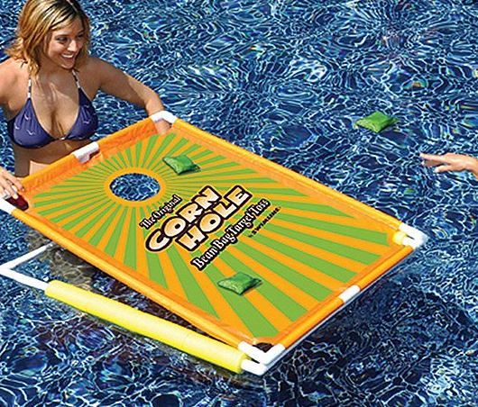 corn hole game set