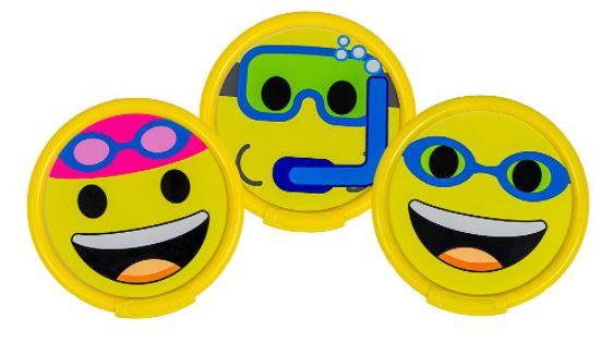 emoji pool dive set