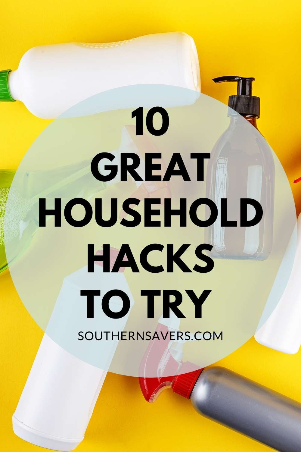 10 Great Household Hacks I've Learned This Year