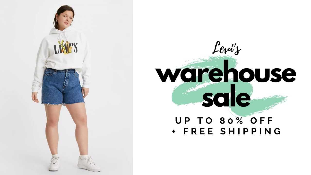 levi's warehouse sale