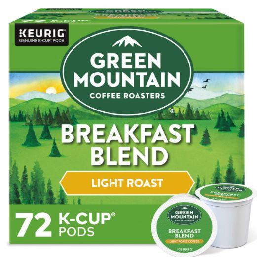 green mountain kcups
