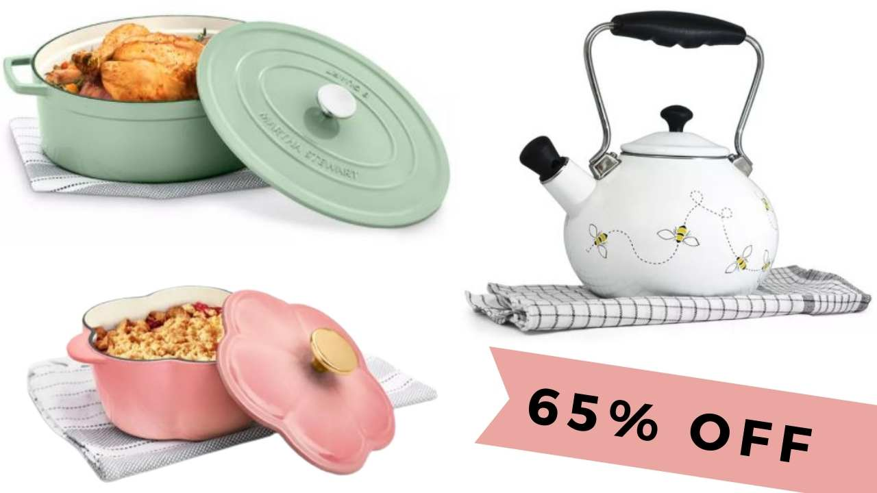 spring cookware