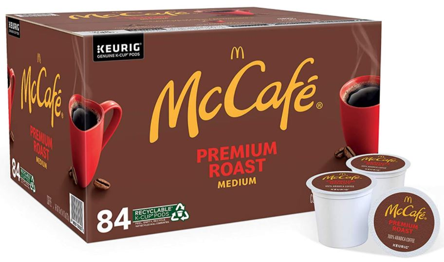 mccafe k-cups