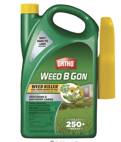 ortho weed killer
