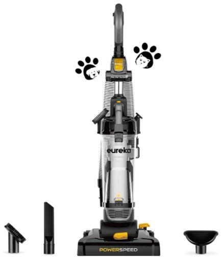 powerspeed upright vacuum
