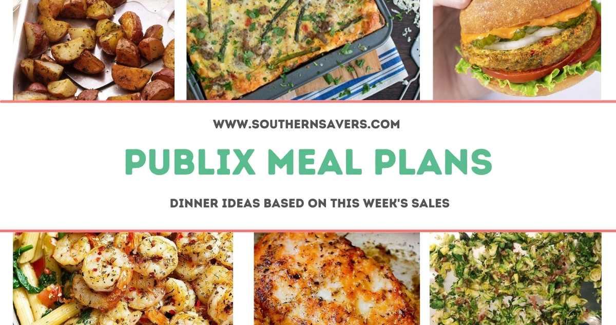 publix meal plans 3/3