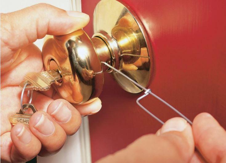 rekey a doorlock
