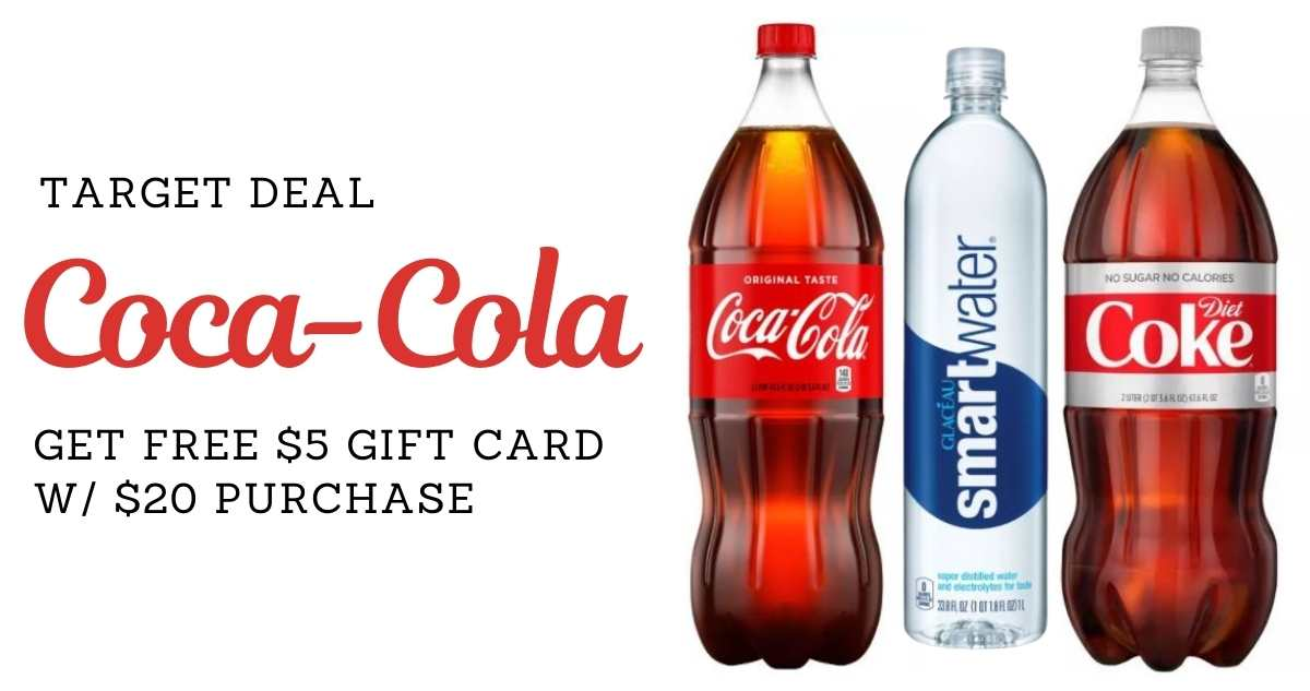 target coca-cola deal