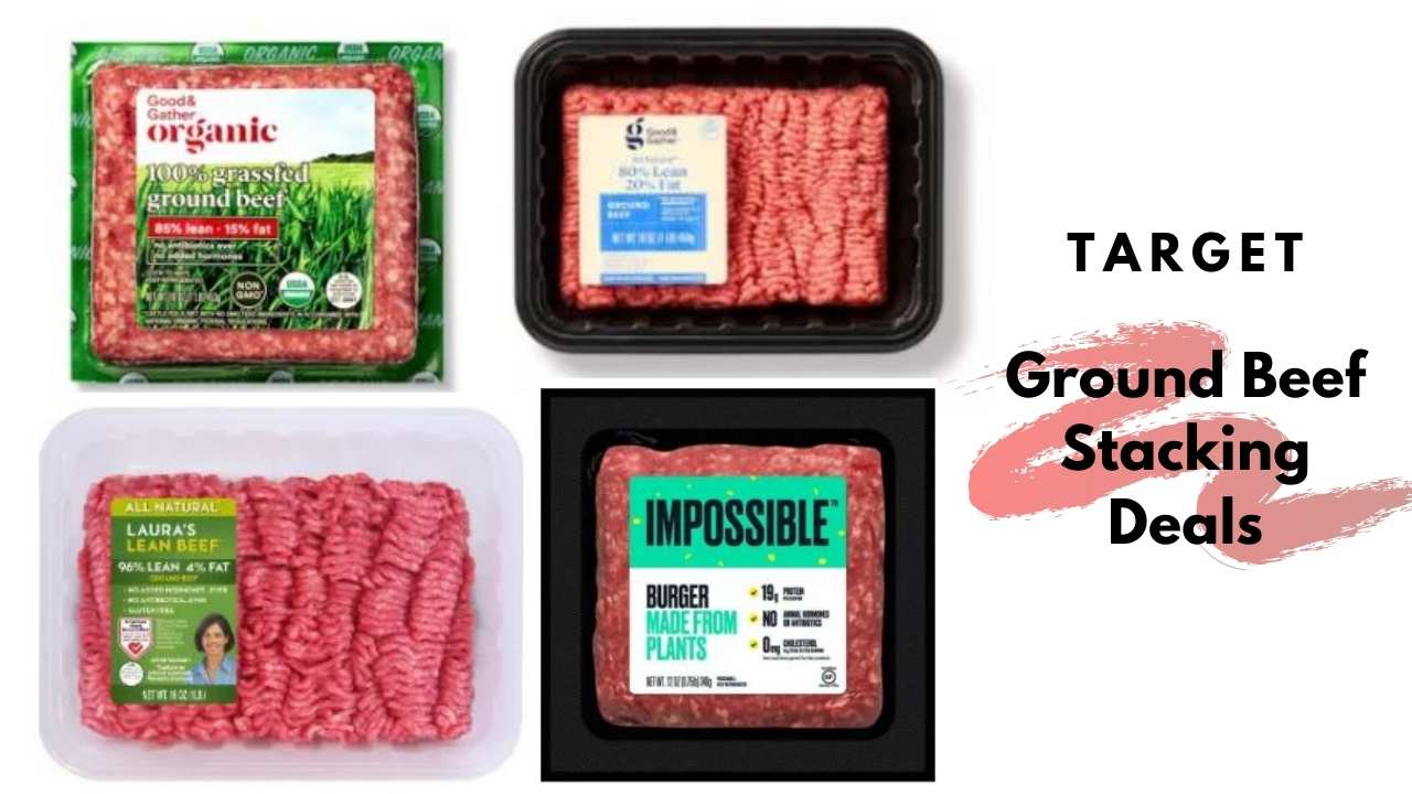 target ground beef