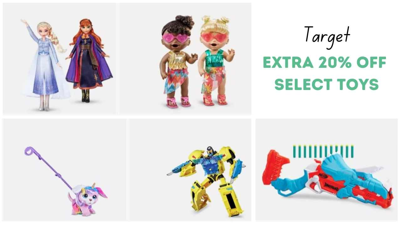 target toy deal