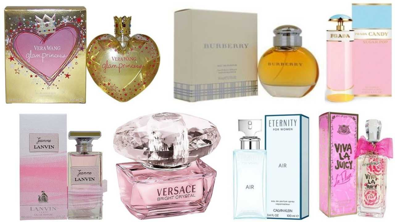 zulily perfumes