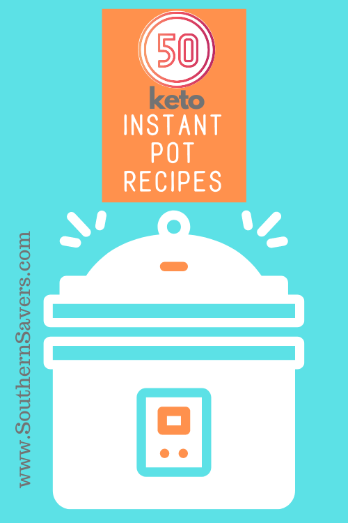 If you're following a keto diet, then you know quick and easy meals are key! Here are 50+ keto Instant Pot recipes for you to try!