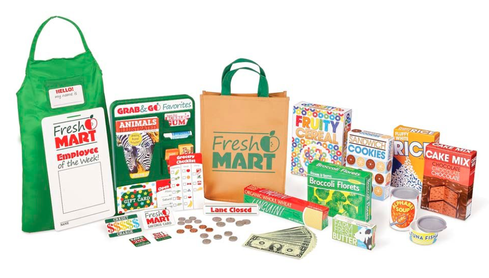 toy grocery store set