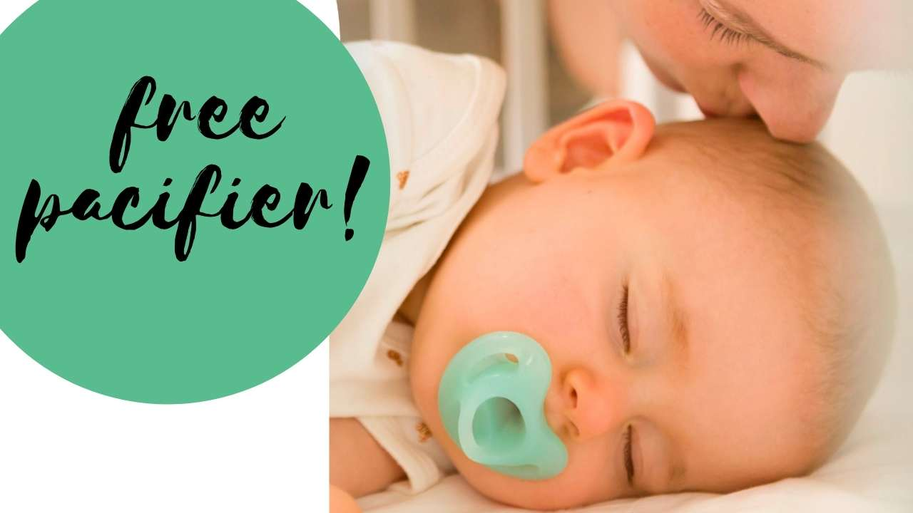 free pacifier