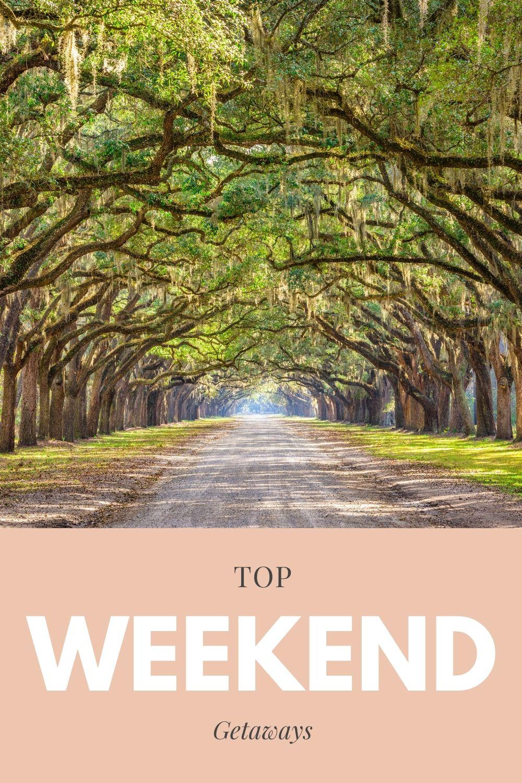 Top Weekend Getaways   Greenville, Asheville + More