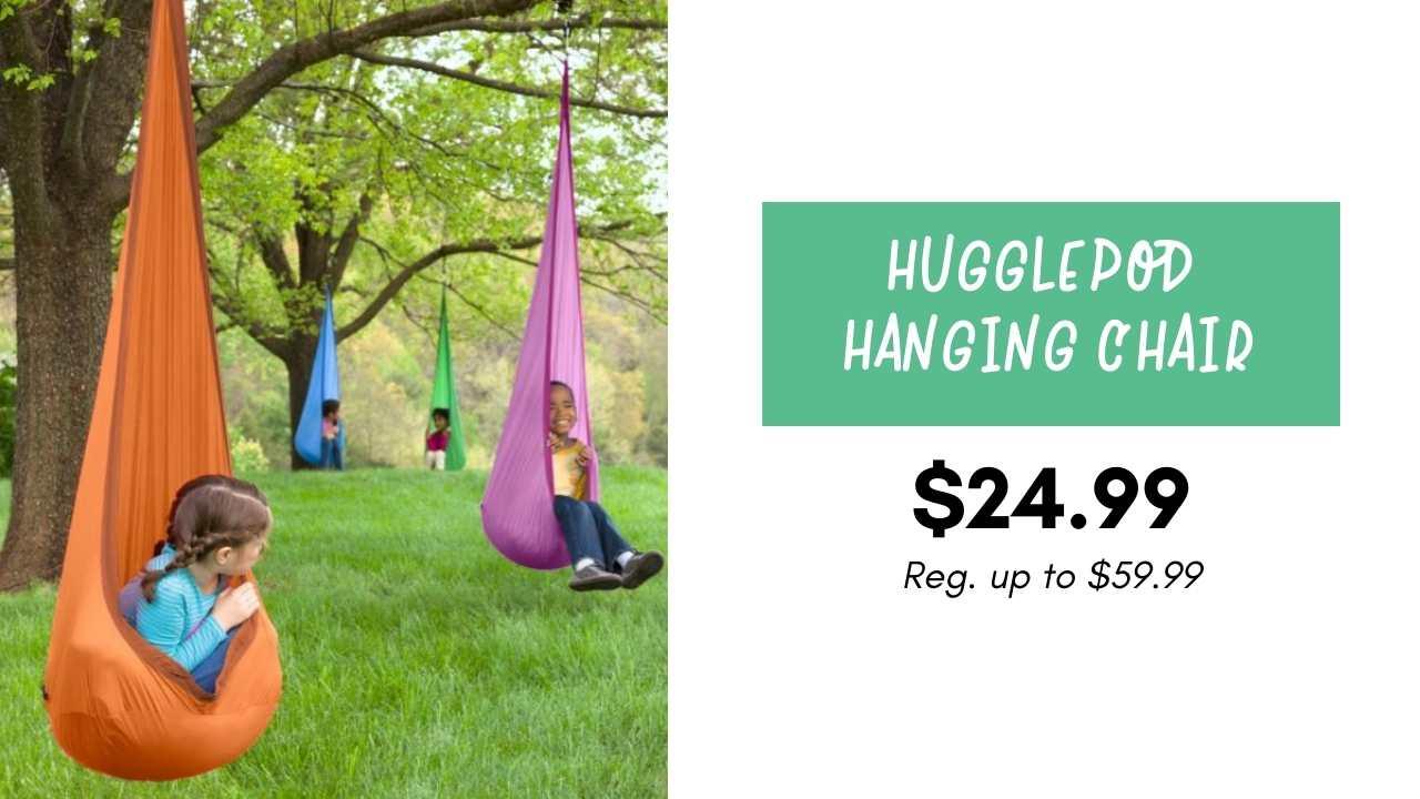 hugglepod hanging chair