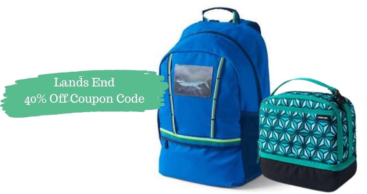 lands end backpack