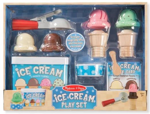 melissa & doug ice cream