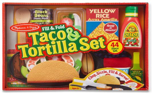 taco toy set