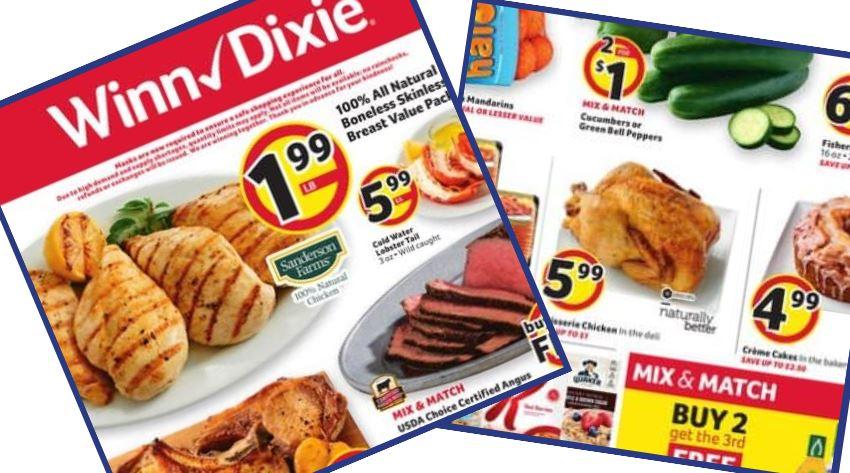 winn dixie weekly ad