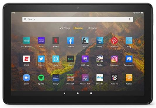 new fire 10 tablet