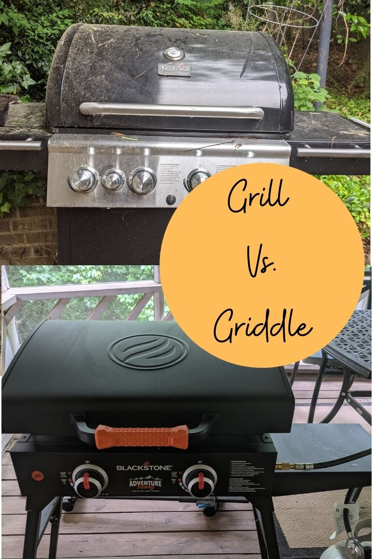 Grill Vs. Griddle: Which One Is Better?