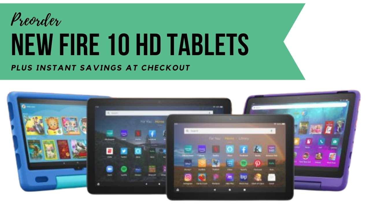 fire 10 tablets