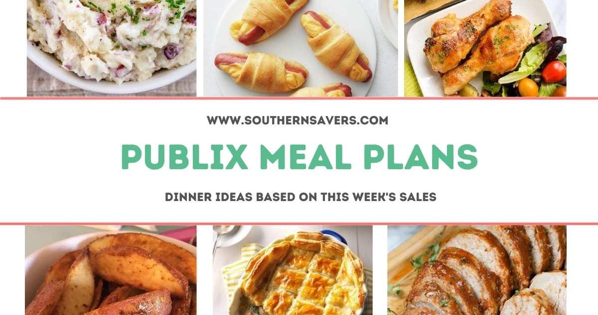 publix meal plans 5/5