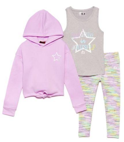 girls activewear set