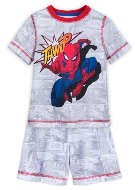 spiderman pajamas