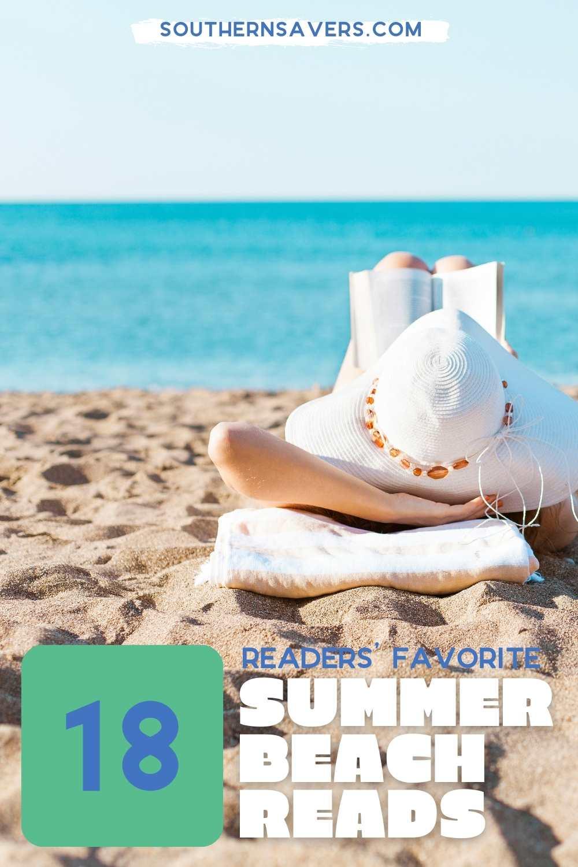 18 Readers' Favorite Summer Beach Reads