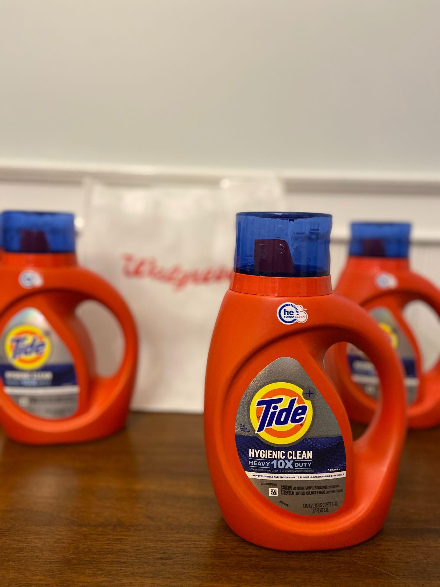 Tide Detergent for $2.99 at Walgreens!