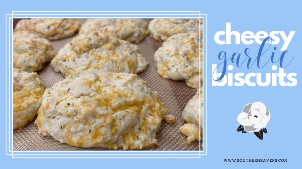 Freezer Recipe: Red Lobster Cheddar Biscuits