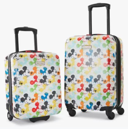 mickey luggage