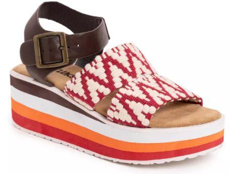 mukluk sandals