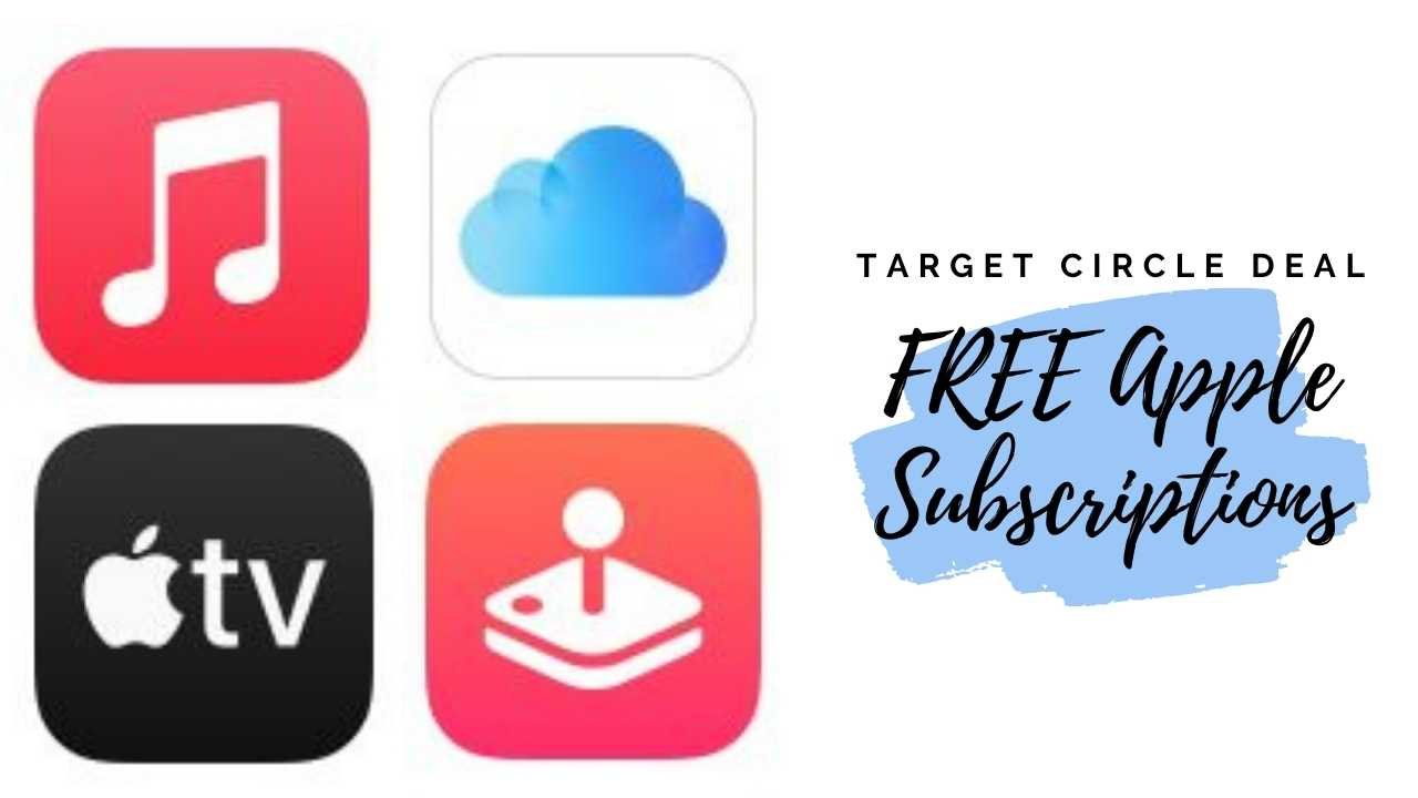 free apple subscriptions