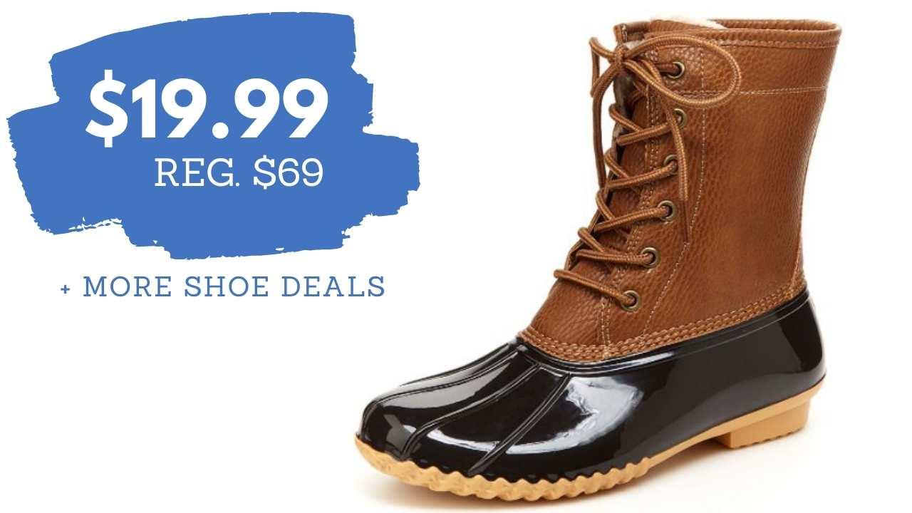 jambu duck boots