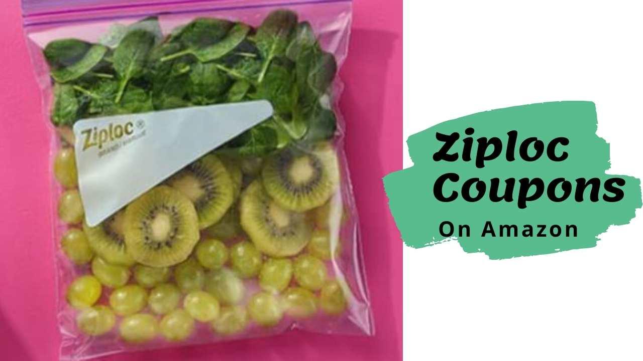 amazon ziploc coupons