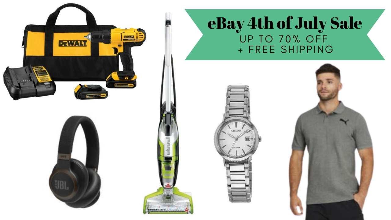ebay july 4th sale
