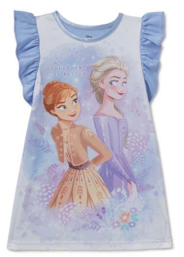 frozen pajamas