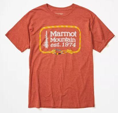 marmot shirt